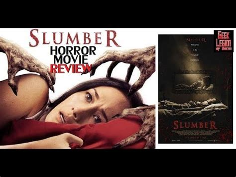 movie reviews slumber by maggie q and honor kneafsey slumber 2017 maggie q aka nightmare sleep paralysis horror movie review youtube