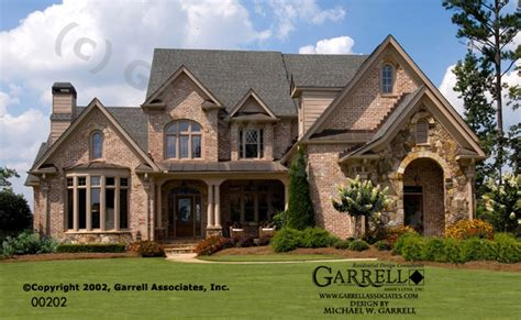 french country house plans part 4 by garrell associates search house plans house plan designers
