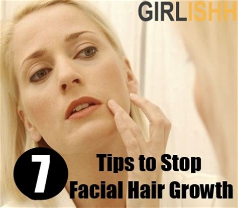 Stop Womens Chin Hair Growth | how to stop facial hair growth effective tips to stop