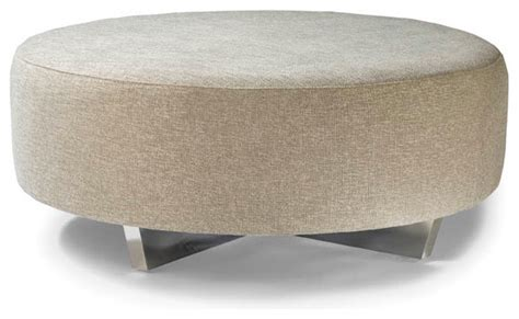 cool ottomans cool clip ottoman from thayer coggin contemporary