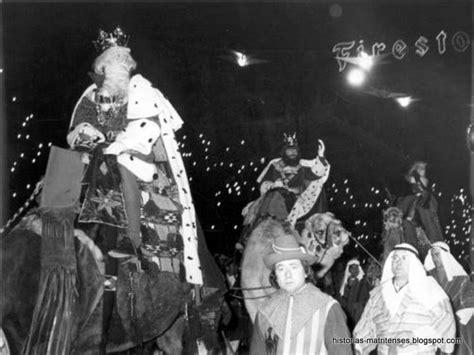 fotos reyes magos antiguas historias matritenses a esperar a los reyes magos la