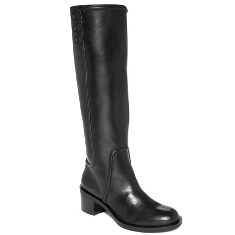 enzo boots enzo angiolini gregie boots in black lyst