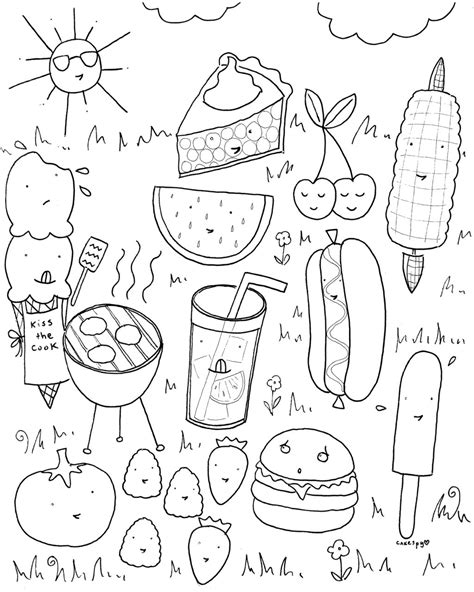 coloring pages of food webs adult food web coloring pages free food chain coloring