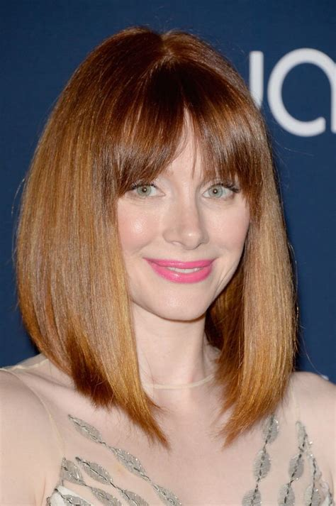 womens haircuts dallas 54 best bryce dallas howard images on pinterest bryce