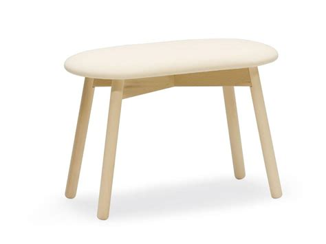 2seater stool with padded seat idfdesign