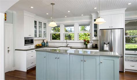 Kitchen Cabinets Zionsville Column Adding Color To Your Kitchen Cabinets