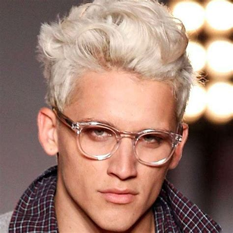 dying bleached blonde hair brown how to dye your hair blonde for men the idle man