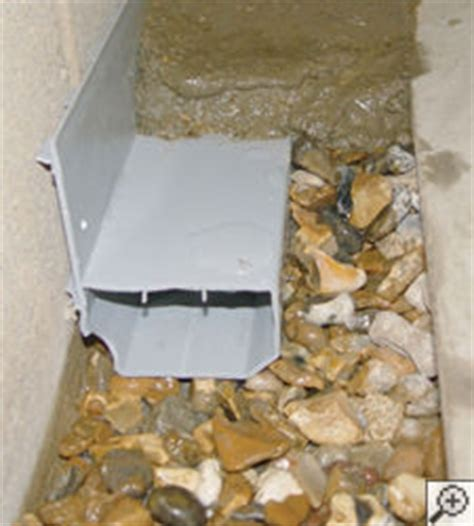 Interior Basement Drainage In Portland Bangor Rochester Basement Waterproofing Maine