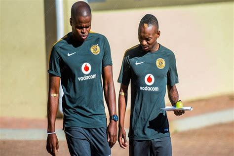 khama billiat three others unveiled at kaizer chiefs