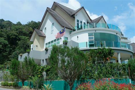 banglo di malaysia vacation bungalow in cameron highland tanah rata