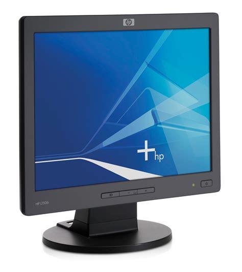 Monitor Hp L1506 hp monitor de panel plano l1506 1 en el stock de