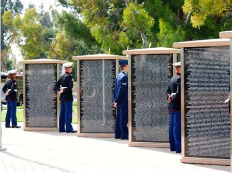 irvine unveils memorial to honor fallen heroes in iraq and