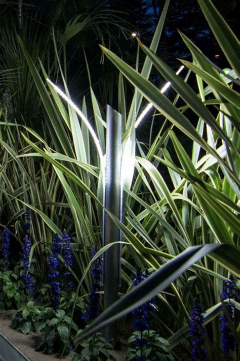 illuminazione da giardino a led lade da giardino a led 800 lumen minimalism ii