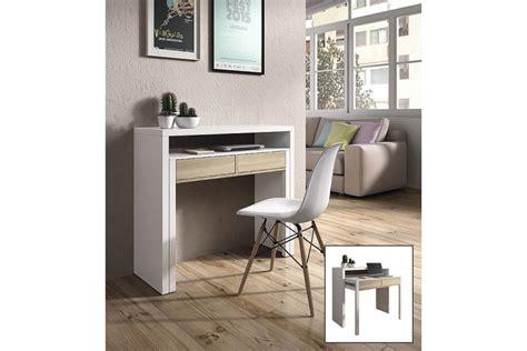 muebles el oferton consola escritorio extensible mediterraneo muebles el