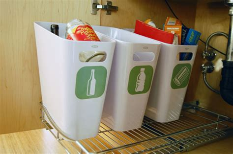 set up a home recycling station recycling greeniacsguides