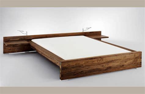 Designer Bett by Nauhuri Designer Bett Holz Neuesten Design