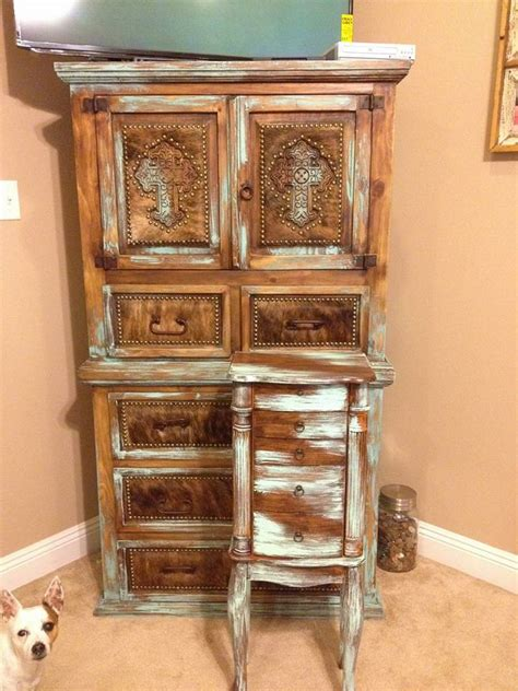 Rustic Pine Jewelry Armoire by Rustic Jewelry Armoire Crafted Adirondack Rustic