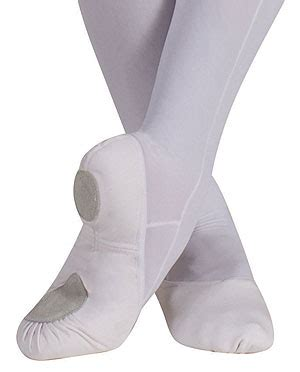 angelo luzio ballet slippers totalstretch canvas ballet slipper by angelo luzio