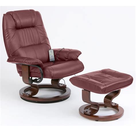 recliner chair with massage napoli massage chair massage chairs relimobility