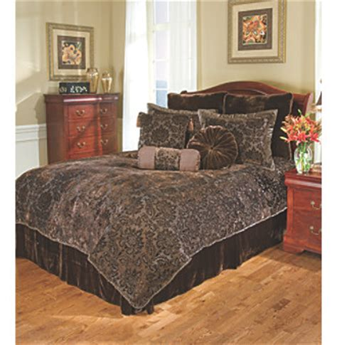circa brown bedding collection  chelsea frank queen  king size bedroom sets