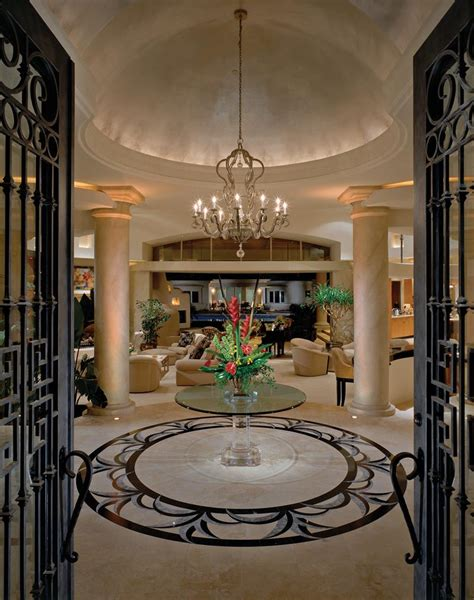 circular entryway 56 beautiful and luxurious foyer designs