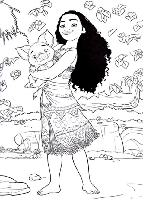 coloring pages moana free get this free printable disney moana coloring pages ah81k