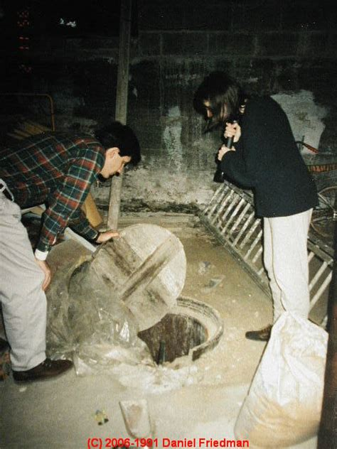 water well in basement auto forward to correct web page at inspectapedia
