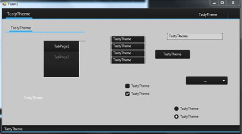 themes vb net visual basic 75 net themes leaks