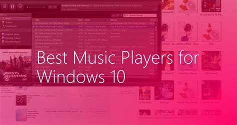 2016 best windows music player these are the 6 best music players for windows 10 in 2018