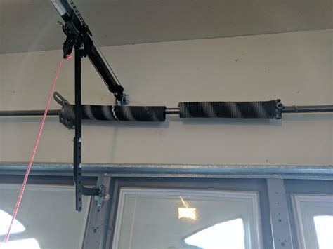 An Overhead Garage Door Has Two Springs by Garage Door Repair Projects Solutions