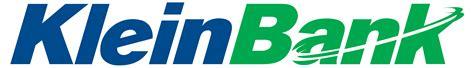 Kleinbank Klein Bank Logos
