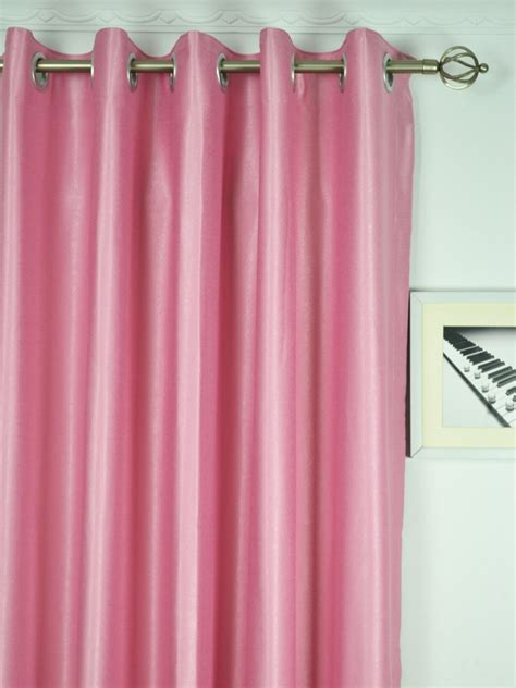 pink and red curtains swan pink and red solid custom made curtains custom