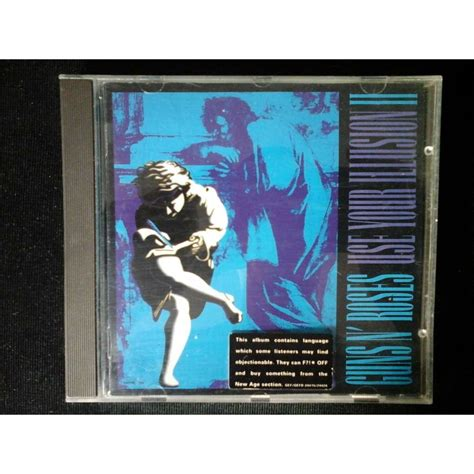 download guns n roses use your illusion 1 mp3 use your illusion ii by guns n roses cd with