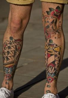 leg tattoos tattoo insider