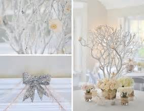 Kara s party ideas rustic shabby winter wonderland girl 1st birthday