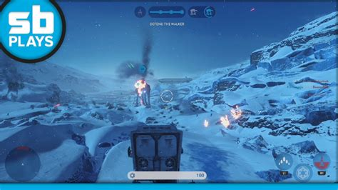 star wars battlefront twilight star wars battlefront twilight on hoth gameplay youtube