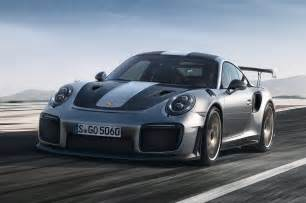 Porsche 911 Rs Porsche 911 Gt2 Rs Revealed As Most Powerful 911