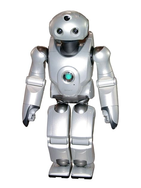 Of Robot file sony qrio robot 2 png wikimedia commons