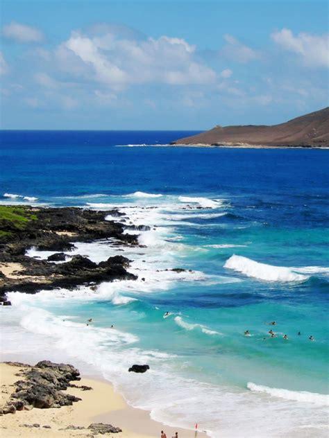 oahu hawaii desktop wallpaper wallpapersafari
