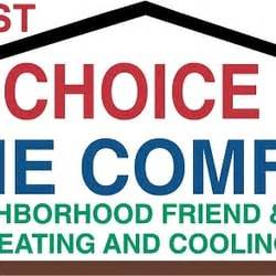 dr comfort phone number 1st choice home comfort heating air conditioning hvac