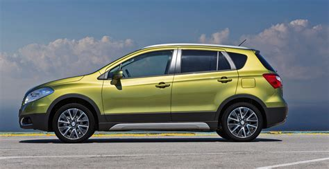 New Suzuki Sx4 S Cross New Suzuki Sx4 S Cross All About Auto