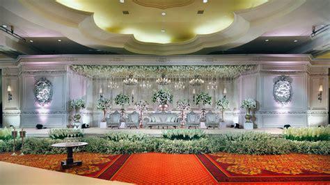 Wedding Hotel Jakarta by Jakarta Weddings The Ritz Carlton Jakarta Mega Kuningan