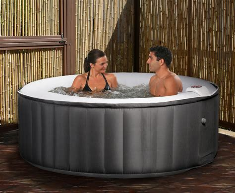 hot tub after c section aero spa 4 person portable inflatable hot tub jacuzzi ebay