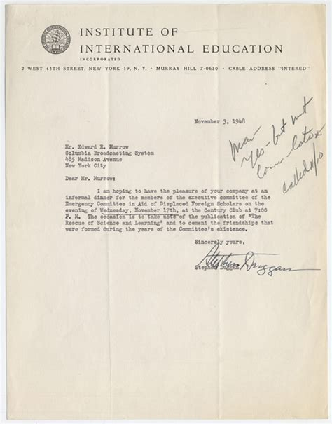 Invitation Letter For Birthday To Friend In German Murrow At Iie
