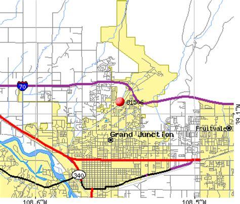 zip code map grand junction co 81506 zip code grand junction colorado profile homes