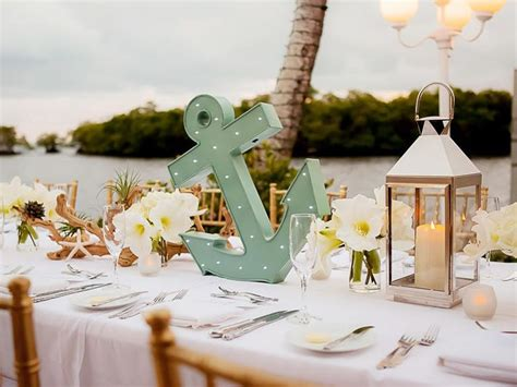 best 25 nautical table centerpieces ideas on