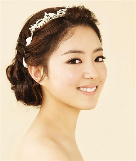 Asian Wedding Hairstyles 2012 20 collection of korean hairstyles for wedding