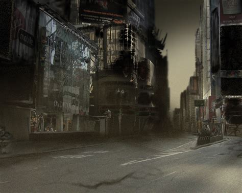 Artwork For Bands by Midterm Post Apocalyptic Scene By Projectdestiny5 On