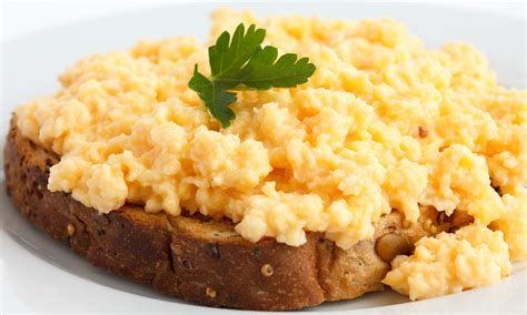 scrabble eggs how to make scrambled eggs from fancy to