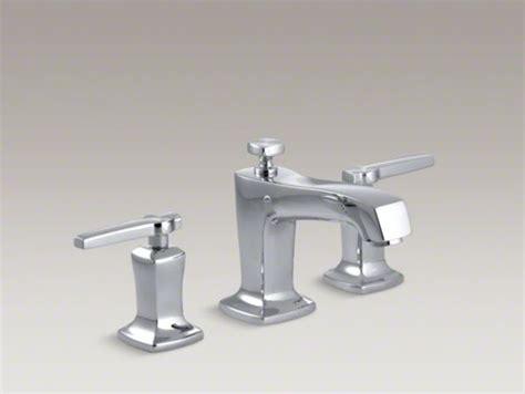 Kohler Modern Bathroom Faucets Kohler Margaux R Widespread Bathroom Sink Faucet With